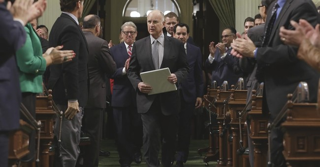 California governor outlines push for road funding in speech