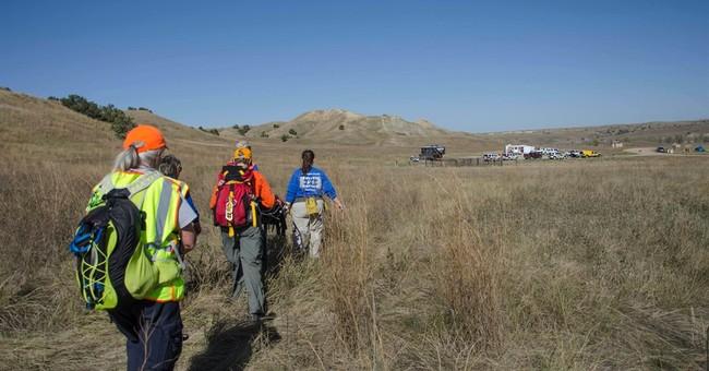 2 hikers found after overnight in South Dakota Badlands park