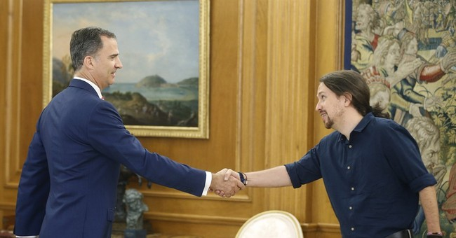 Spain deadlock remains after king oversees coalition talks