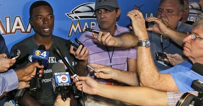 Gordon rejoins Marlins following 80-game suspension
