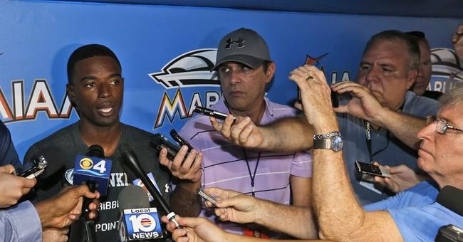 Gordon rejoins Marlins following 80-game suspension