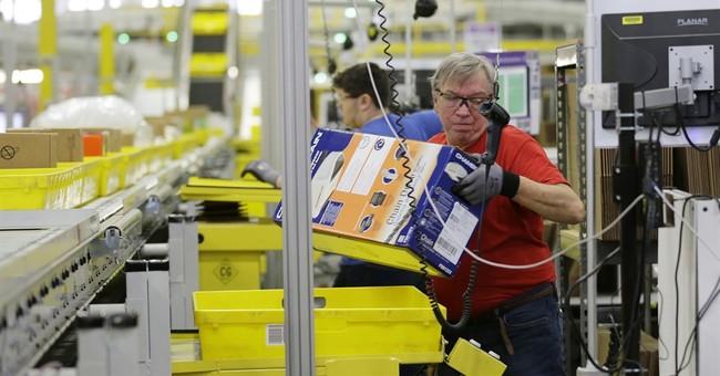 Amazon's already large distribution empire keeps expanding