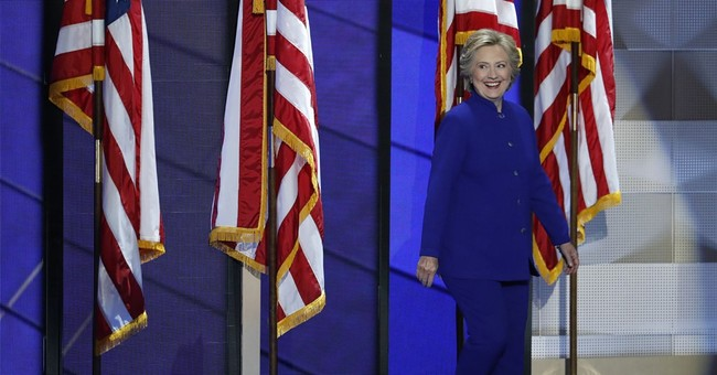 Clinton ready to sell herself in biggest political moment