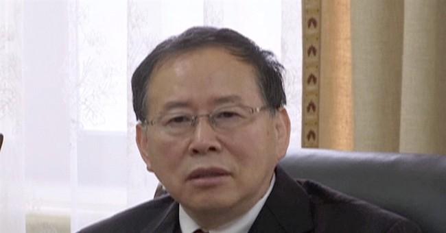 N. Korea: US has crossed red line, relations on war footing