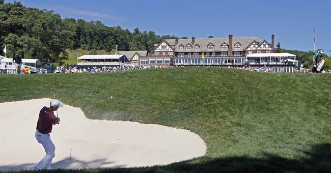 Jimmy Walker opens with 65 at stifling PGA; Johnson stumbles