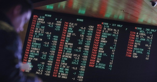Troubled Nevada sports book operator, pioneer fined again