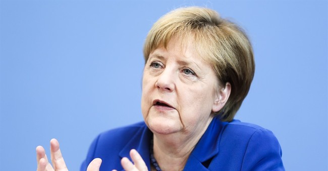 Germany's Merkel: US trade deal 'absolutely' in EU interest