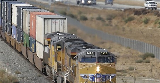 Railroads might have to let rivals serve their customers