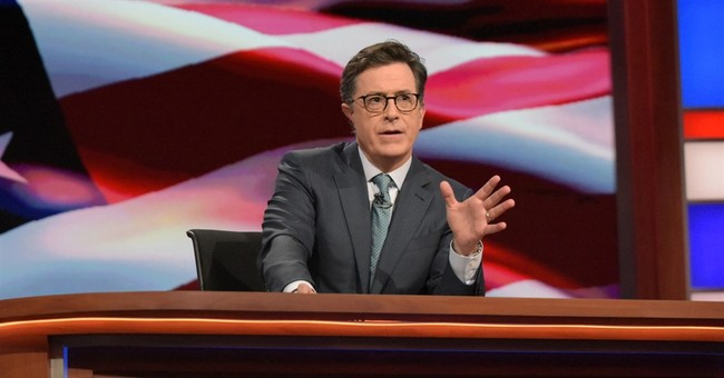 Corporate lawyers argue over whether Colbert can be Colbert