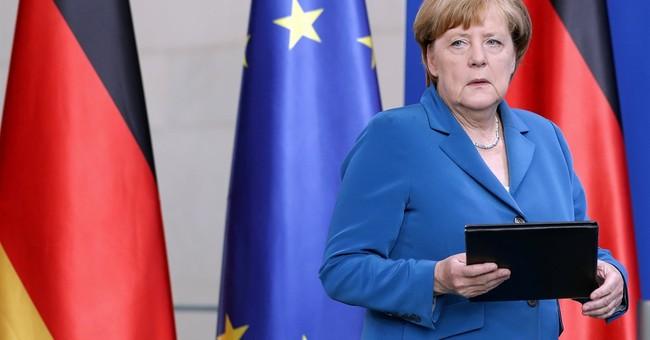Satire site blames Merkel for burnt pizza, Pokemon problems