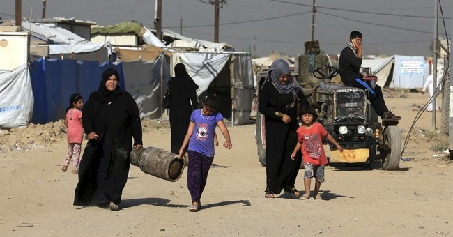 UN warns of dangers as Iraqis displaced by IS return home