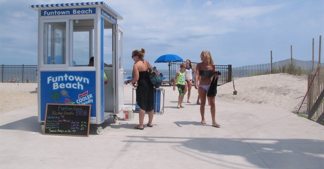 Game might be over for amusement pier wrecked by Sandy, fire