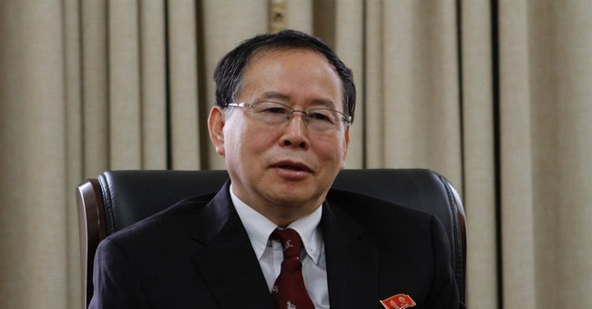 5 points from AP interview with N. Korean diplomat