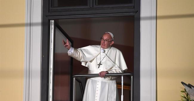 Huge crowd at Polish shrine hears pope hail their faith