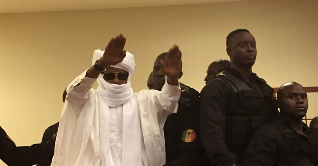 Tribunal orders Chad ex-ruler to pay millions to victims