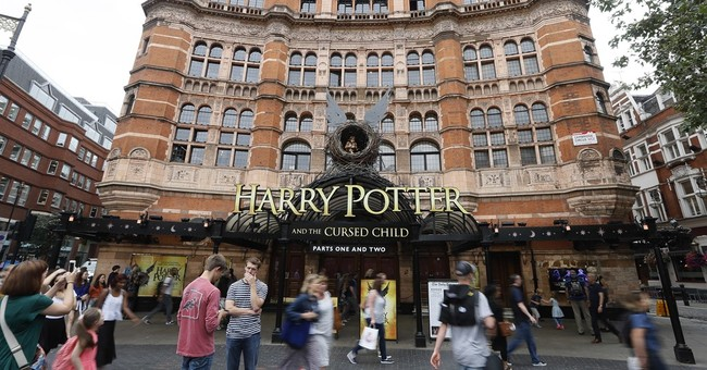 Potter play hype shows the world is still wild about Harry