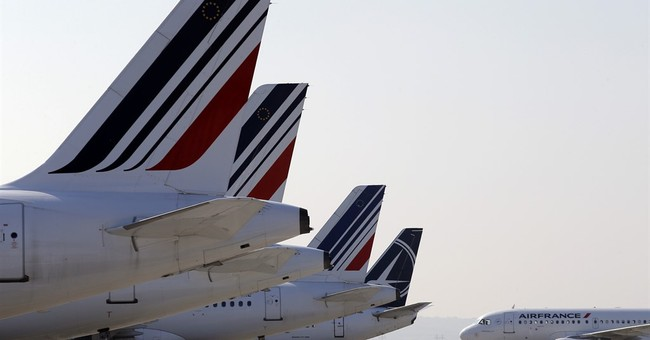 Strike disrupts Air France flights amid summer vacation