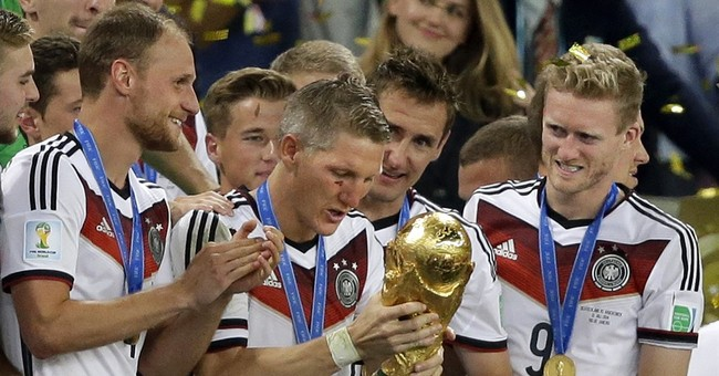 Germany's Bastian Schweinsteiger resigns from national team