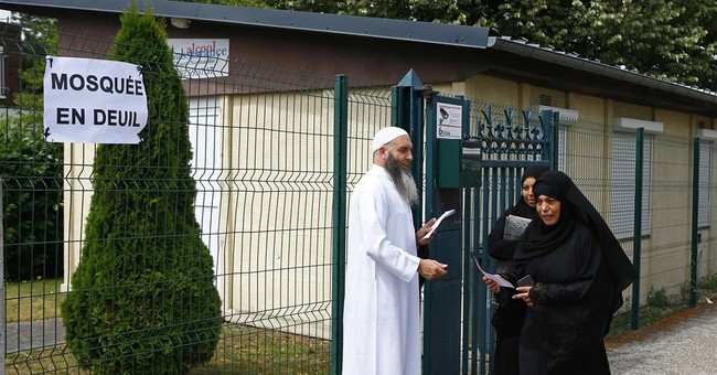 French Muslims step out of invisibility after attacks