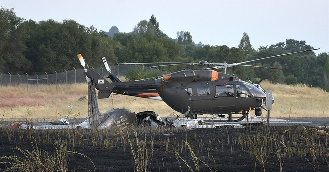 Small-plane crash in California killed 4 family members