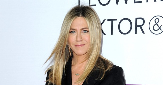 Aniston essay inspires actresses to address sexist standards