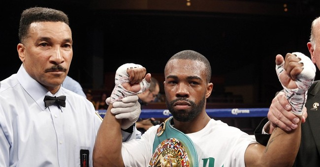 Family looms large in US boxer Gary Russell's Olympic quest