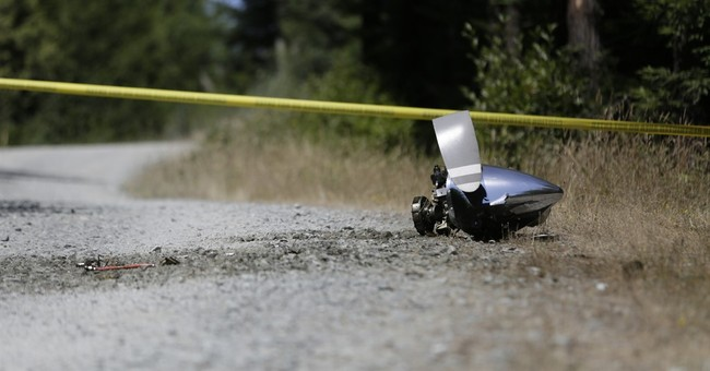 The Latest: 4 bodies recovered in wreckage of medical plane