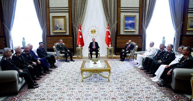 Turkey's Erdogan slams US reaction to failed coup