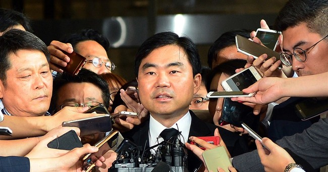 Senior S. Korean prosecutor indicted on corruption charges