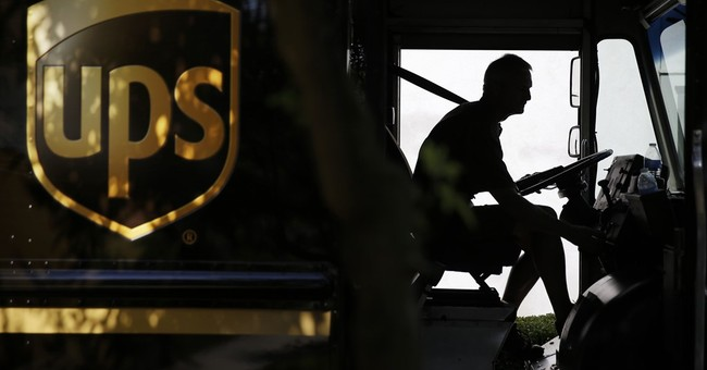 UPS 2Q revenue improves on strength in US, abroad