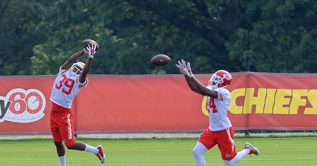 Chiefs' Eric Berry skips report day for training camp