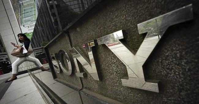 Sony's profit falls on yen, lagging cellphones, Japan quake