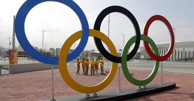 Russian weightlifters banned from Rio Olympics for doping