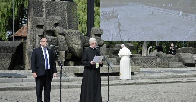 Rabbi was behind meeting between pope, Polish rescuers