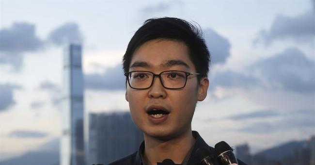 Hong Kong groups want unlikely China exit as election looms