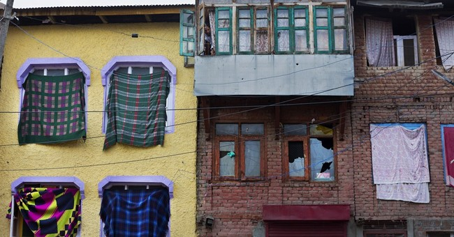 Scenes from a city under siege in Indian-controlled Kashmir