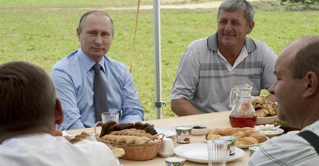 Russia's Putin to visit Slovenia to improve European ties