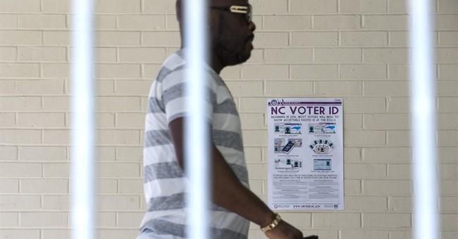 Court blocks 'discriminatory' North Carolina voter ID law