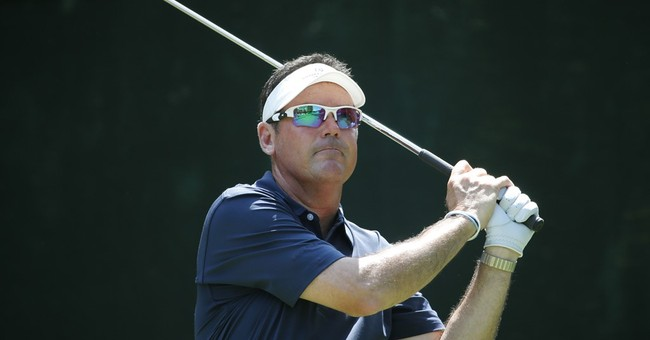 Beem him up: Rich Beem makes PGA cut, still working TV