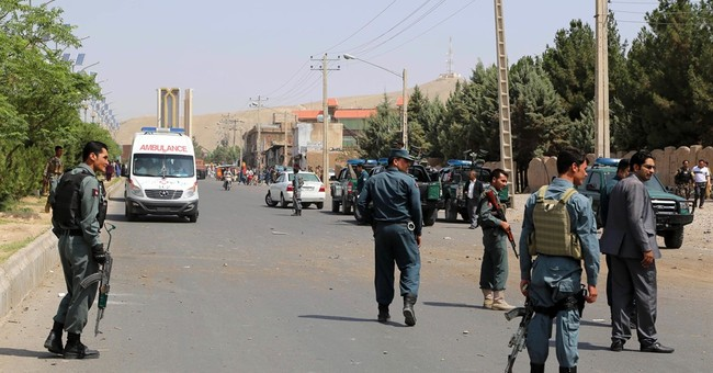 Afghan official: Taliban capture district in Helmand