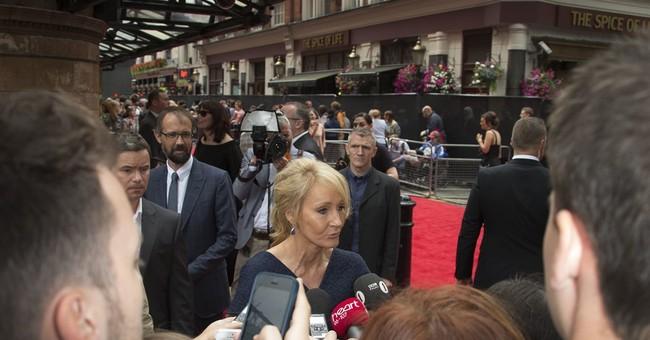 Wizard magic: JK Rowling hopes Harry Potter play goes global