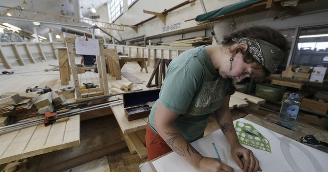 45-foot ship to tell story of the American Revolution
