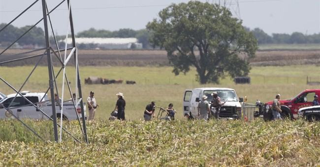 The Latest: Balloon pilot had record of DWI in Missouri
