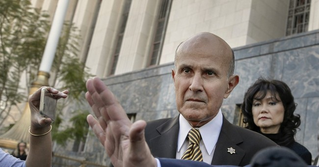 'No great options' facing ex-sheriff in corruption case