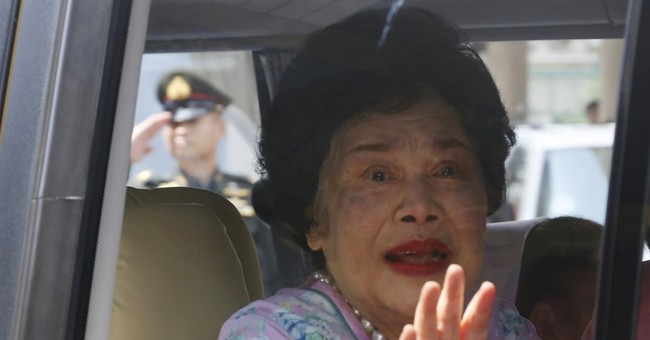Thai queen improves after lung infection treatment