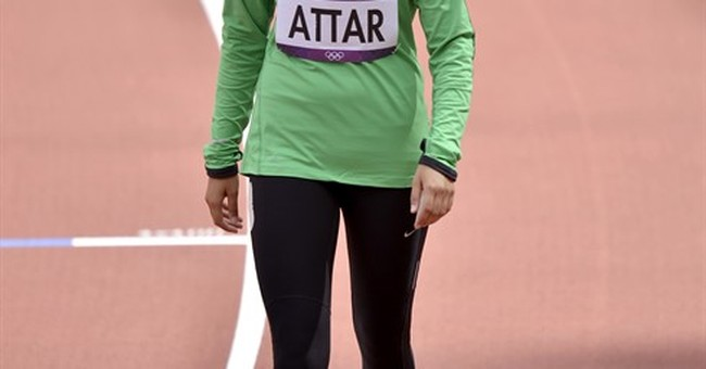 Saudi Arabia doubles female Olympic athletes from 2 to 4