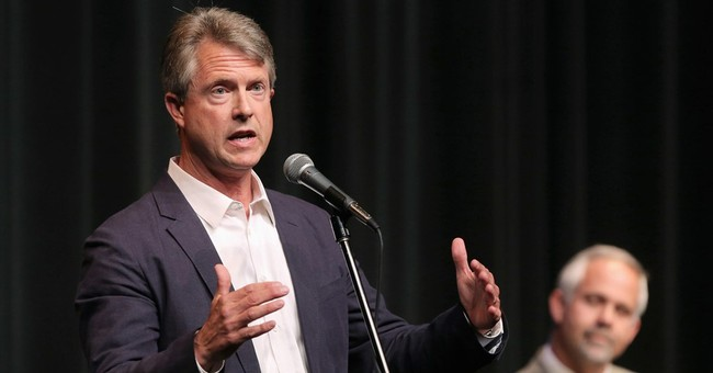 Congressman's combativeness biggest issue in Kansas race