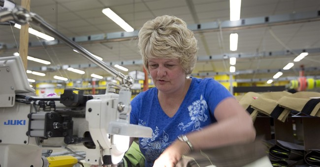 Aging workforce puts strain on skilled manufacturing workers