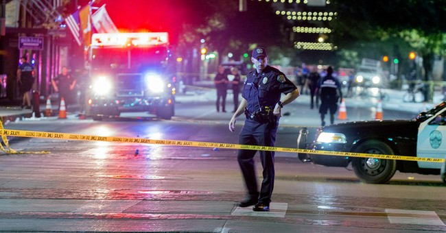 Officials: 1 dead, 3 hospitalized in Austin shooting