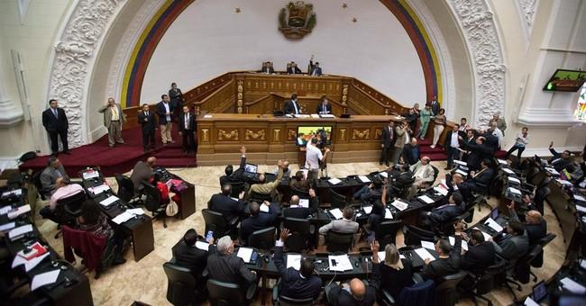 Venezuela attorney general says Congress illegally formed